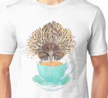 Animal Echidna tea Unisex T-Shirt
