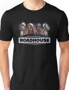 ROADHOUSE: TOMMY AND CLYDE LOGO Unisex T-Shirt