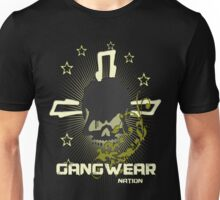 Designer Totenkopf T-Shirts / Gangwear Nation 4  Unisex T-Shirt