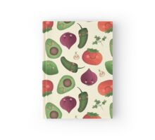 Happy Guacamole  Hardcover Journal