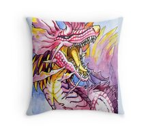 Monster Hunter - Mizutsune Throw Pillow