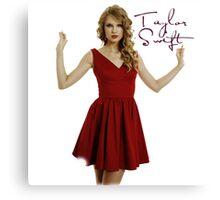 Taylor swift 0022 Canvas Print