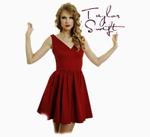 Taylor swift 0022 Women's Fitted Scoop T-Shirt