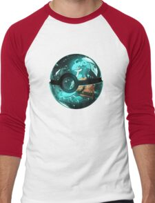 Pokeball - Lapras Men's Baseball ¾ T-Shirt