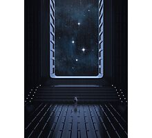 COSMIC WINDOW Photographic Print