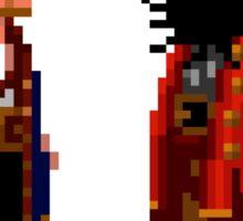 Guybrush & LeChuck (Monkey Island 2) Sticker