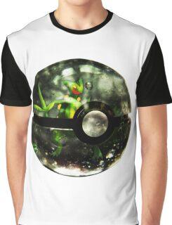 Pokeball - Sceptile Graphic T-Shirt