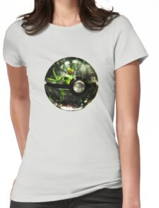 Pokeball - Sceptile Womens Fitted T-Shirt