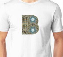 """B"" London  Unisex T-Shirt"