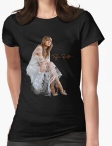 Taylor swift 0025 Womens Fitted T-Shirt