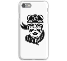 MRS CAFE RACER iPhone Case/Skin