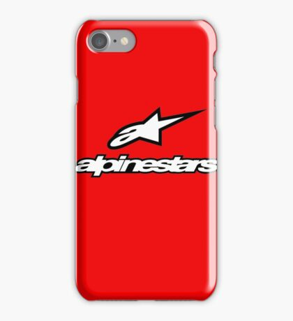 Alpinestars iPhone Case/Skin