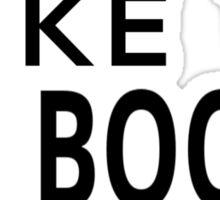 I Like Big Books And I Cannot Lie Sticker
