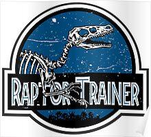 Raptor Trainer Poster