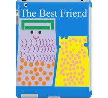 Cheese Funny iPad Case/Skin