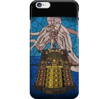Dalek Stained Glass iPhone Case/Skin
