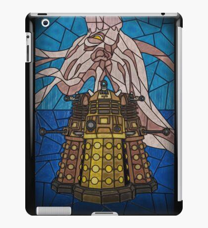 Dalek Stained Glass iPad Case/Skin