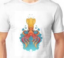 Neon Squid Unisex T-Shirt