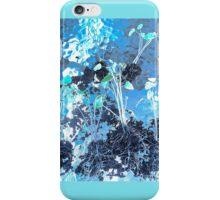 Aqua Sprouts iPhone Case/Skin