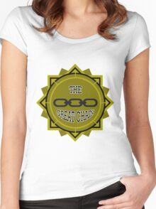 Pull The Great Chain! Women's Fitted Scoop T-Shirt