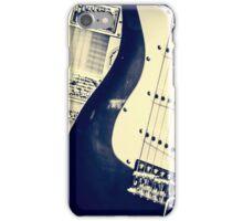 Guitars iPhone Case/Skin