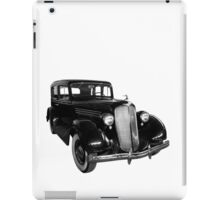 Classic car Ford V-8 iPad Case/Skin