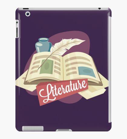 Literature iPad Case/Skin