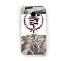 Cadillac emblem Samsung Galaxy Case/Skin