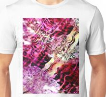 colorful abstract nature in design Unisex T-Shirt