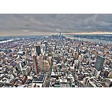 Manhattan Downtown Photographic Print