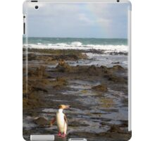 Yellow-eyed Penguin iPad Case/Skin