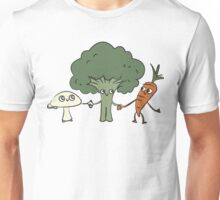 Veggie Friends 2 Unisex T-Shirt
