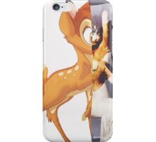 Givenchy Bambi iPhone Case/Skin