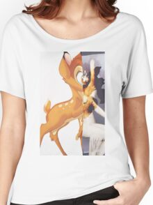 Givenchy Bambi Women's Relaxed Fit T-Shirt