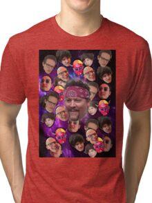 Chef our God Tri-blend T-Shirt