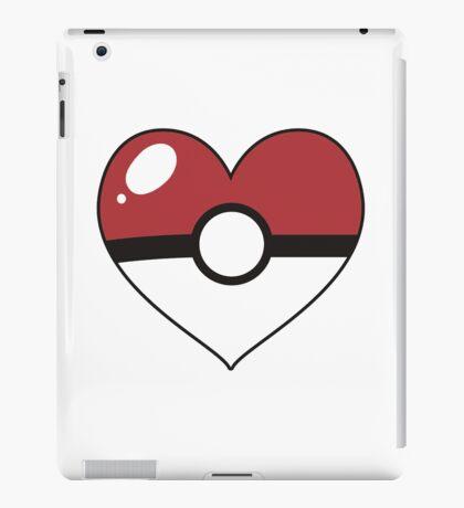 Pocket Ball Heart iPad Case/Skin