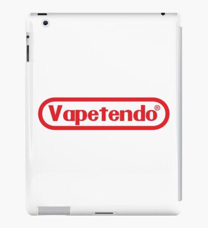 Vapetendo - Parody Design iPad Case/Skin