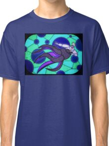 Sea Witch - stained glass villains Classic T-Shirt