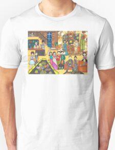 60's Dinner Party Unisex T-Shirt