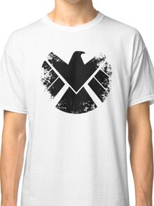 SHIELD Badge - Black Classic T-Shirt