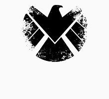 SHIELD Badge - Black Unisex T-Shirt