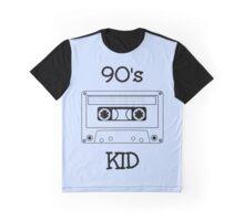 90's Kid Graphic T-Shirt