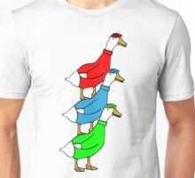 Another Quality Duck Stack- without words! Unisex T-Shirt