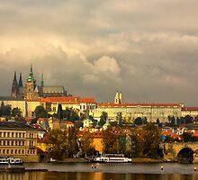 Prague 1 by Charles Kosina