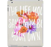 TLYS iPad Case/Skin