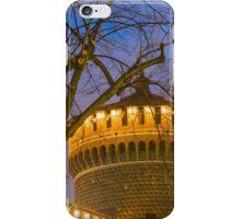 Sforza castle iPhone Case/Skin