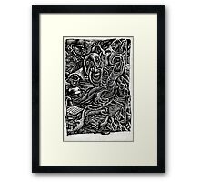Holy Fools' Day Framed Print
