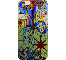 Gaia's Crystal Star Child- Spirits of a Living Earth iPhone Case/Skin
