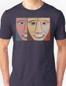 FACES #12 Unisex T-Shirt