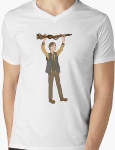 Carl Benton - 24 Redemption Mens V-Neck T-Shirt